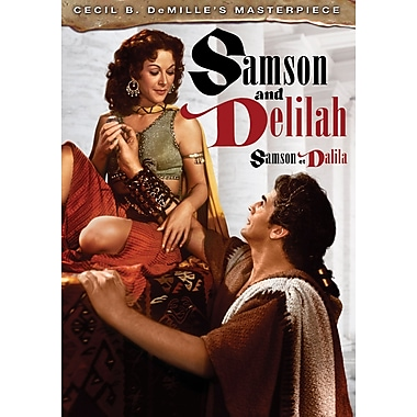 Samson And Delilah (DVD)