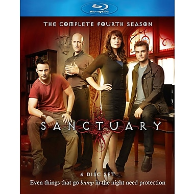 Sanctuary - Season 4 (BLU-RAY DISC)