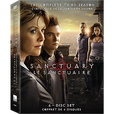 Sanctuary: Season 3 (DVD)