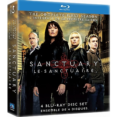 Sanctuary: The Complete First Season (BLU-RAY DISC)
