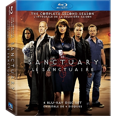 Sanctuary: The Complete Second Season (BLU-RAY DISC)
