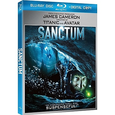 Sanctum (BLU-RAY DISC)