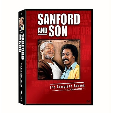 Sanford and Son: The Complete Series (DVD)