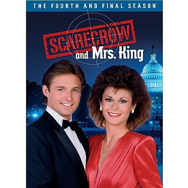 Scarecrow & Mrs. King: The Complete Fourth and Final Season (DVD)