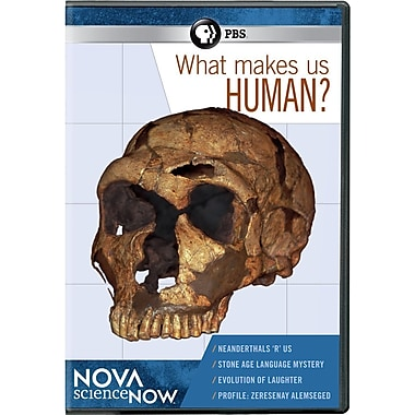 Science NOW - What Makes Us Human? (DVD)