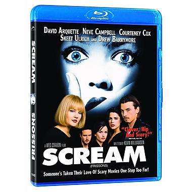 Scream (BLU-RAY DISC)