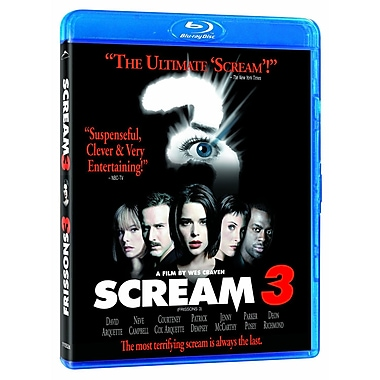 Scream 3 (BLU-RAY DISC)