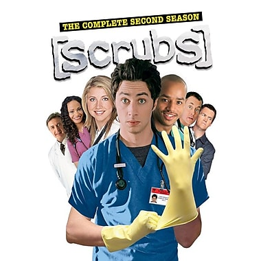 Scrubs: The Complete Second Season (DVD)