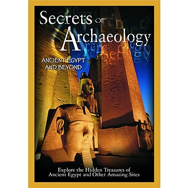 Secrets of Archaeology - Ancient Egypt And Beyond (DVD)