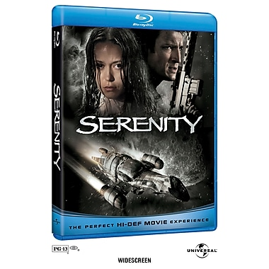 Serenity (DISQUE BLU-RAY)