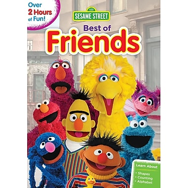 Sesame Street: Best of Friends (DVD)