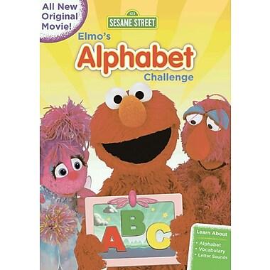 Sesame Street: Elmo's Alphabet Challenge (DVD)