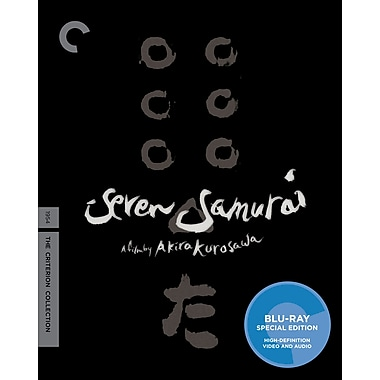 Seven Samurai (DISQUE BLU-RAY)
