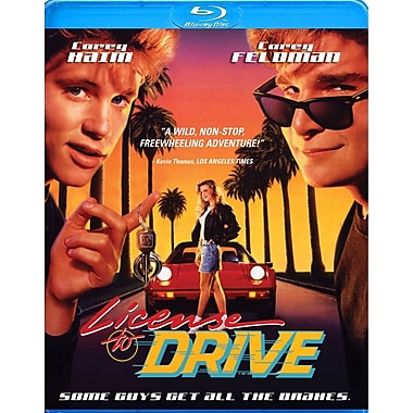 License to Drive (BLU-RAY DISC)