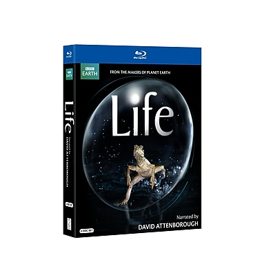 Life (Narrated by David Attenborough) (BLU-RAY DISC)