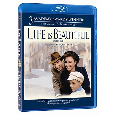 Life is Beautiful (DISQUE BLU-RAY)