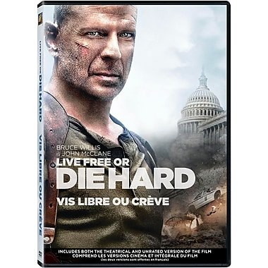 Live Free or Die Hard (DVD)