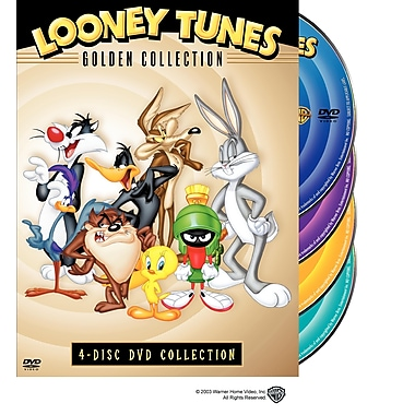 Looney Tunes Gold (Fs) (DVD)