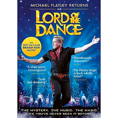 Lord of The Dance: Michael Flatley Returns As (DVD)