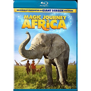 Magic Journey to Africa (BLU-RAY DISC)