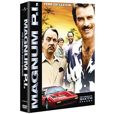Magnum P.I.: Season 6 (DVD)