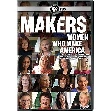 Makers - Women Who Make America (DVD)
