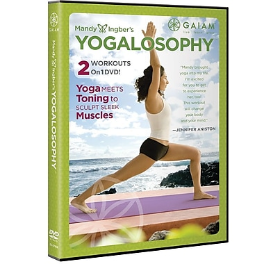 Mandy Ingber's Yogalosophy DVD (GAIAM MEDIA)