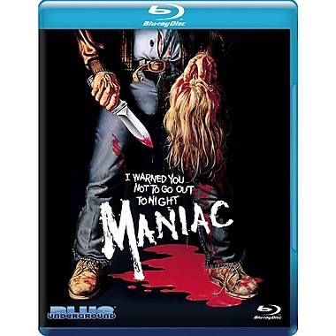 Maniac (BLU-RAY DISC)