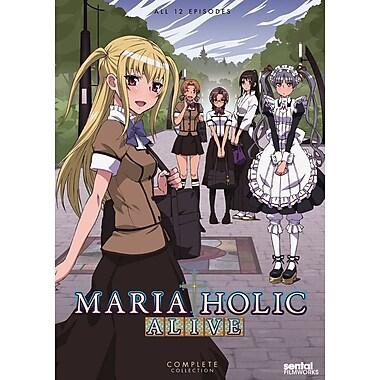 Maria Holic Alive! Complete Collection (DVD)
