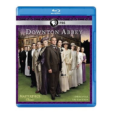 Masterpiece Classic: Downton Abbey: Season 1 (BLU-RAY DISC)