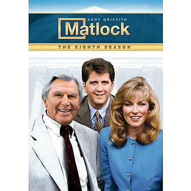 Matlock: The Eighth Season (DVD)