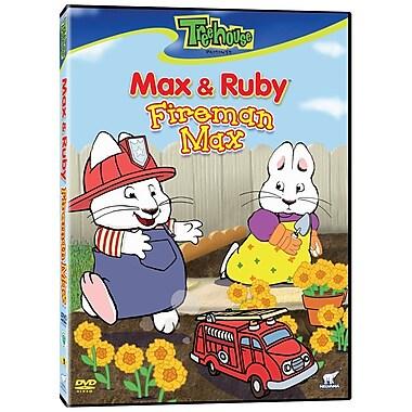 Max & Ruby: Fireman Max (DVD)