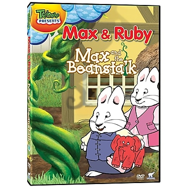 Max & Ruby: Max and the Beanstalk (DVD)