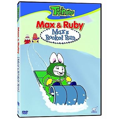 Max & Ruby: Max's Rocket Run (DVD)