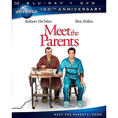 Meet the Parents: Combo Pack (BRD + DVD)
