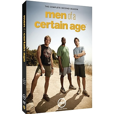 Men of a Certain Age: The Complete Second Season (DVD)