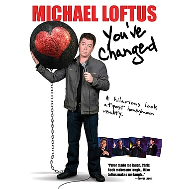Michael Loftus: You've Changed (DVD)