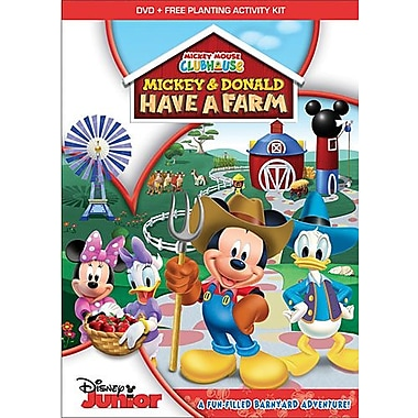 Mickey Mouse Clubhouse: Mickey and Donald Have a Farm (DVD)