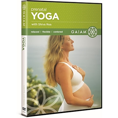 Prenatal Yoga DVD and Kit with Shiva Rea (GAIAM MEDIA)