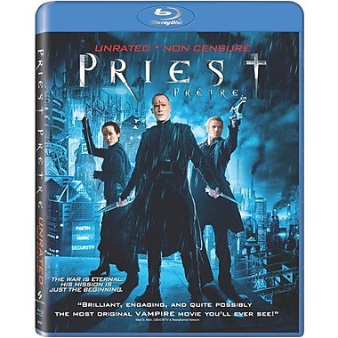 Priest (BLU-RAY DISC)