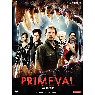 Primeval: The Complete Series 1 & 2 (DVD)