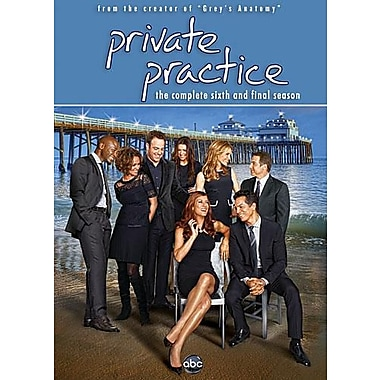 Private Practice: The Complete Sixth Season (DVD)