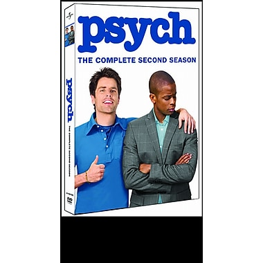 Psych Season 2 (DVD)