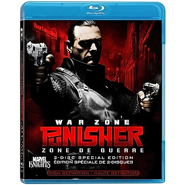 Punisher: War Zone (BLU-RAY DISC)