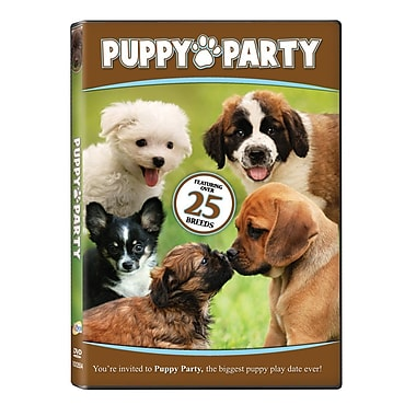 Puppy Party (DVD) 2011