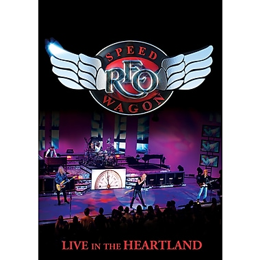 REO Speedwagon: Live in the Heartland (Blu-Ray)