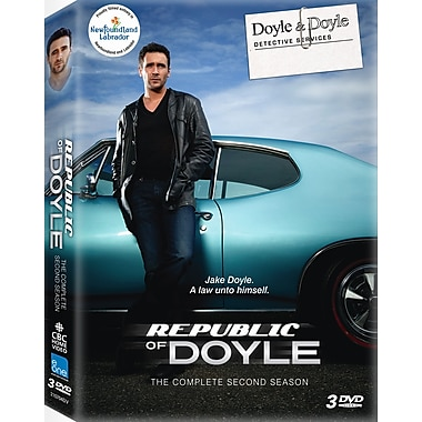 Republic of Doyle: Season 2 (DVD)