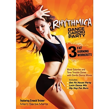RHYTHMICA: DANCE CARDIO PARTY (GAIAM MEDIA)