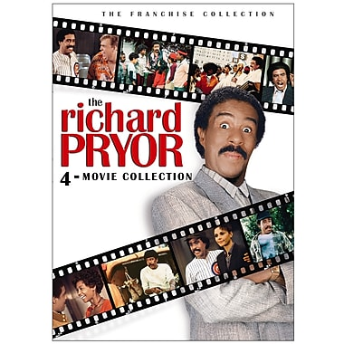 Richard Pryor 4-Movie Collection (DVD)