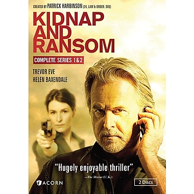 Kidnap and Ransom - Series 1 & 2 (DVD)